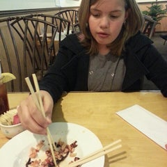 Photo taken at Saya Korean and Japanese Restaurant by Melissa D. on 3/24/2013