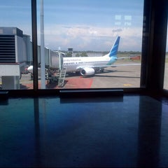Photo taken at Gate F3 by Achmad R. on 11/27/2012