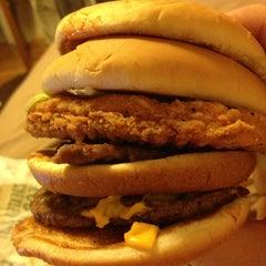 Photo taken at McDonald's by Brooks J. on 2/9/2013
