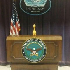 Foto tirada no(a) The Pentagon por Jaime W. em 12/30/2015