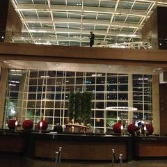 Photo taken at Hyatt on the Bund Shanghai by Farmacia SAAS C. on 5/17/2013