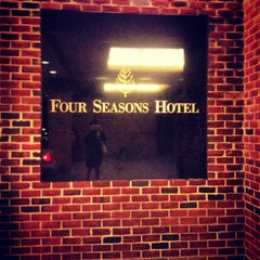Photo taken at Four Seasons Hotel Washington DC by Christine K. on 5/4/2013