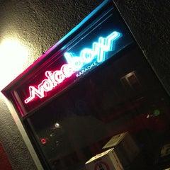 Photo taken at Voicebox Northwest by Daniel H. on 12/22/2012