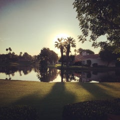 Photo taken at The Westin Mission Hills Resort Villas, Palm Springs by Brad B. on 2/27/2015