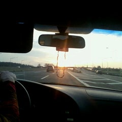 Photo taken at Garden State Parkway -- Saddlebrook by Hilary F. on 11/18/2012