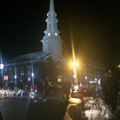 Photo taken at Downtown Portsmouth by Elif G. on 1/1/2016