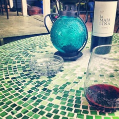 Photo taken at House Wine by Beatriz O. on 6/26/2013