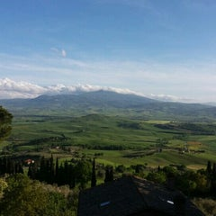Photo taken at Pienza by Camille J. on 4/27/2016