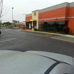 Photo taken at McDonald's by David B. on 3/9/2013
