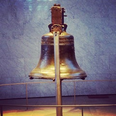 Photo taken at Liberty Bell Center by Tanner B. on 1/30/2013