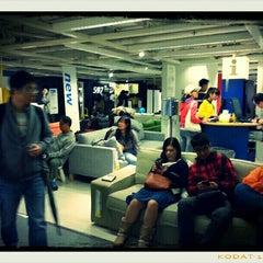 Photo taken at IKEA 宜家家居 by Pramod G. on 3/31/2013
