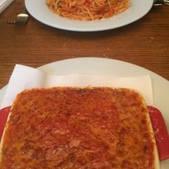Photo taken at Gustoso Ristorante & Enoteca by Yagmur E. on 8/28/2014