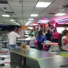 Photo taken at Lane Glo Bowl by Marty K. on 4/9/2013