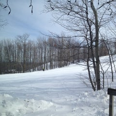 Photo taken at Blackjack Ski Resort by Elysia P. on 3/1/2013