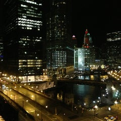Photo taken at Renaissance Chicago Downtown Hotel by Johny G. on 12/20/2012