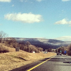Photo taken at I-70 by Mindy M. on 3/8/2013