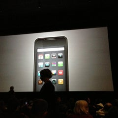 Photo taken at Landmark Cinemas 7 Ottawa by Jon F. on 11/10/2012