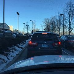 Photo taken at Flagship Carwash Center by Mark H. on 1/31/2015