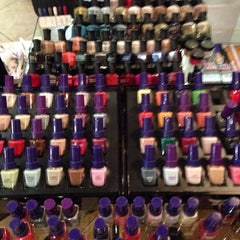 Photo taken at Express Nails by Ekaterina T. on 2/14/2014