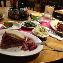 Photo taken at Sarge's Delicatessen by Deans C. on 10/20/2012