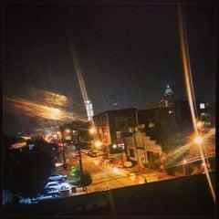 Photo taken at Indigo Bar & Lounge by Tamorra B. on 8/31/2013