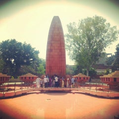 Photo taken at Jallianwala Bagh | जलियांवाला बाग by Nakul K. on 4/9/2013