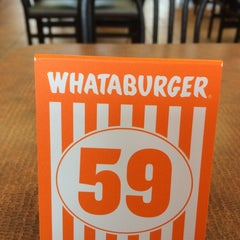 Photo taken at Whataburger by Chuck N. on 5/1/2014