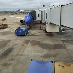 Photo taken at Gate B3 by Chuck N. on 5/17/2015