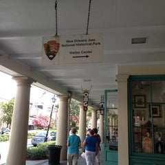 Photo taken at New Orleans Jazz National Historical Park by Chuck N. on 6/23/2013