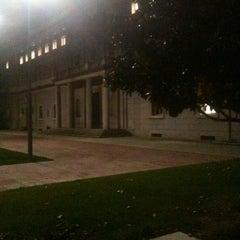 Photo taken at Camino de Santiago UNAV by JAF on 10/10/2012