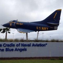 Photo taken at Pensacola International Airport (PNS) by Jeff K. on 10/2/2013