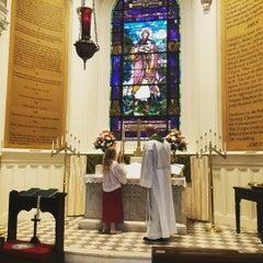 Photo taken at St. John's Lutheran Church by Sheila T. on 11/8/2015