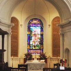 Photo taken at St. John's Lutheran Church by Sheila T. on 10/25/2015