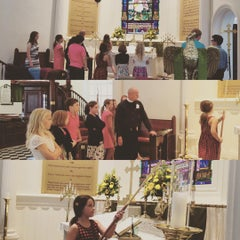Photo taken at St. John's Lutheran Church by Sheila T. on 9/27/2015