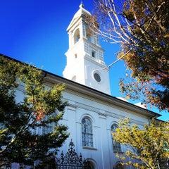 Photo taken at St. John's Lutheran Church by Sheila T. on 7/26/2015