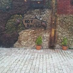 Photo taken at Köy Konağı by Sertaç C. on 3/22/2013