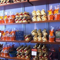 Photo taken at Lindt Factory Outlet by Heidi B. on 3/17/2013
