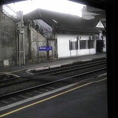 Photo taken at Stazione Chivasso by Davide P. on 5/8/2013