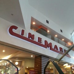 Photo taken at Cinemark by Ines R. on 9/30/2012