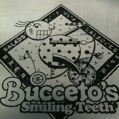 Photo taken at Bucceto's Smiling Teeth by Travis on 10/24/2012