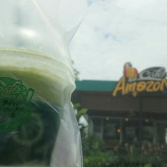 Photo taken at Café Amazon (คาเฟ่ อเมซอน) by Ekapot S. on 8/3/2015