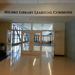 Photo taken at IPFW Helmke Library by Blaine T. on 3/6/2013