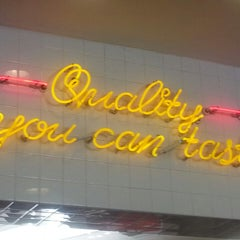 Photo taken at In-N-Out Burger by Blaine T. on 4/10/2013