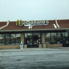 Photo taken at McDonald's by Gaylan F. on 1/24/2014