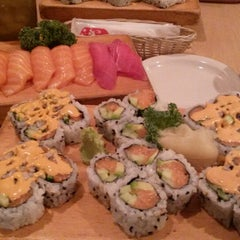 Photo taken at Asaka Japanese Restaurant by Joseph Y. on 5/21/2014