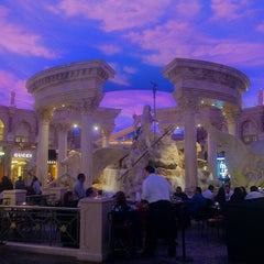 Photo taken at The Forum Shops at Caesars by Francisco B. on 12/25/2012