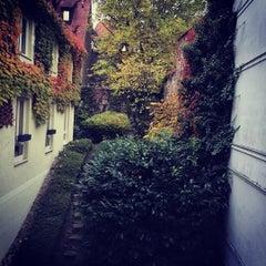 Das Foto wurde bei Hotel Agneshof von Alexander A. am 10/29/2015 aufgenommen