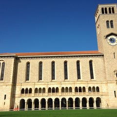 Photo taken at Winthrop Hall by samuel s. on 8/9/2013
