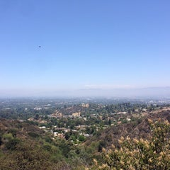 Photo taken at Coldwater Canyon Park by Jon M. on 7/7/2013