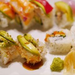 Photo taken at Wasabi Japanese Steakhouse & Sushi Bar by Wasabi Japanese Steakhouse & Sushi Bar on 3/7/2015